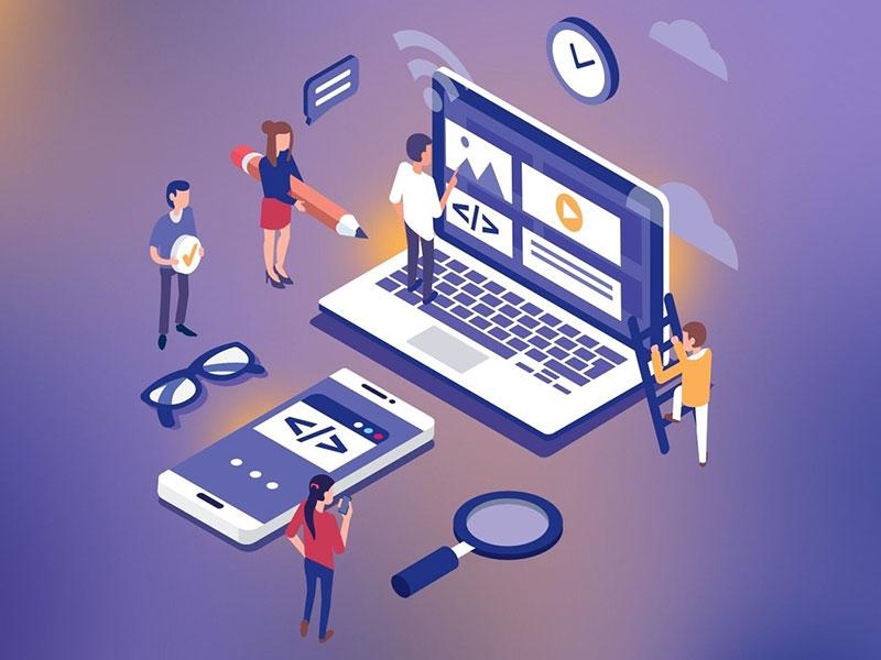 مدیریت پروژه های سایت